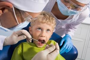 Алгоритм детского протезирования зубов